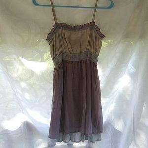 Ya Los Angeles Vintage Lavender Dress Size S